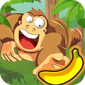 Monkey Banana Crazy icon