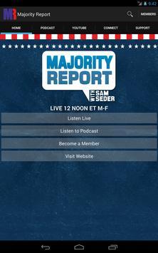 Majority Report apk screenshot