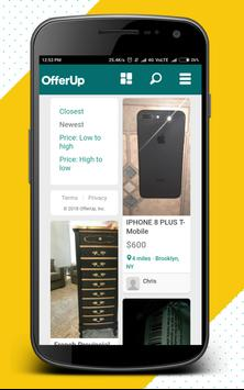 Lite for OfferUp : Buy and Sell screenshot 1