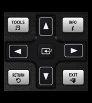 Remote controller samsung TV screenshot 20