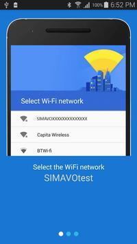 Simavo Connect screenshot 2