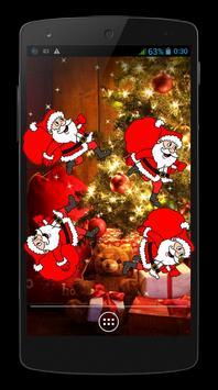 Santa Claus In Screen apk screenshot