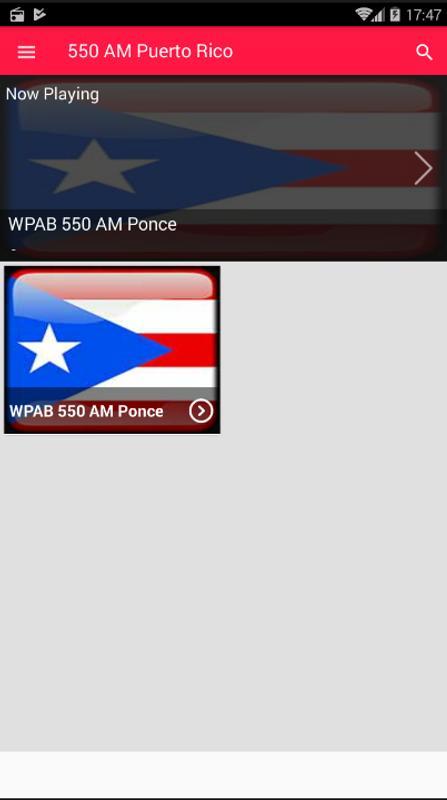 AM 550 Radio Puerto Rico 2
