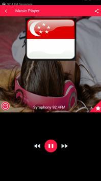 FM Radio 92.4 FM Singapore 92.4 FM Radio Radio App screenshot 1