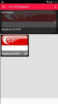 FM Radio 92.4 FM Singapore 92.4 FM Radio Radio App screenshot 2