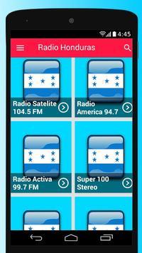 Honduras Radio Stations Free Apps Player Music screenshot 2