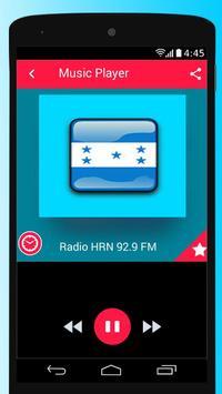 Honduras Radio Stations Free Apps Player Music screenshot 5