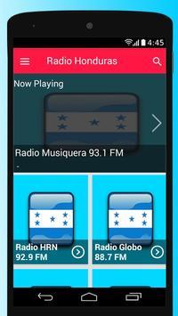 Honduras Radio Stations Free Apps Player Music screenshot 6