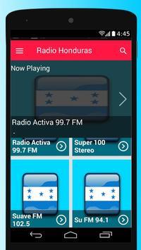 Honduras Radio Stations Free Apps Player Music screenshot 7