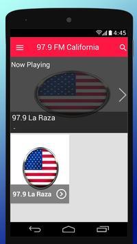 Radio 97.9  FM Radio California  97.9 FM Usa Song poster