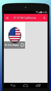 Radio 97.9  FM Radio California  97.9 FM Usa Song screenshot 2
