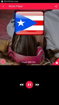 Radio 99.9 Radio FM San Juan 99.9 FM Radio App FM screenshot 1