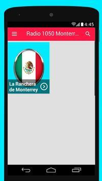 Radio AM 1050 Radio Monterrey AM 1050 Musica screenshot 2