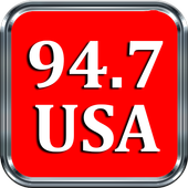94.7 FM Radio Station Usa Music App 94.7 FM Online icon