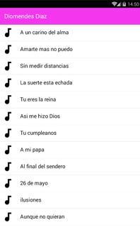 Dio Mendes Diaz Musica screenshot 1