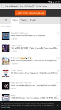 Pablo Heredia Musica screenshot 3