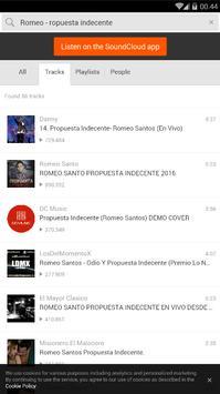 Musica Romeo Propuesta indecente screenshot 3