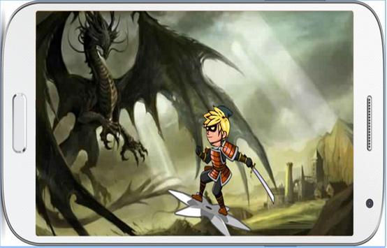 Samurai vs Ninja screenshot 1