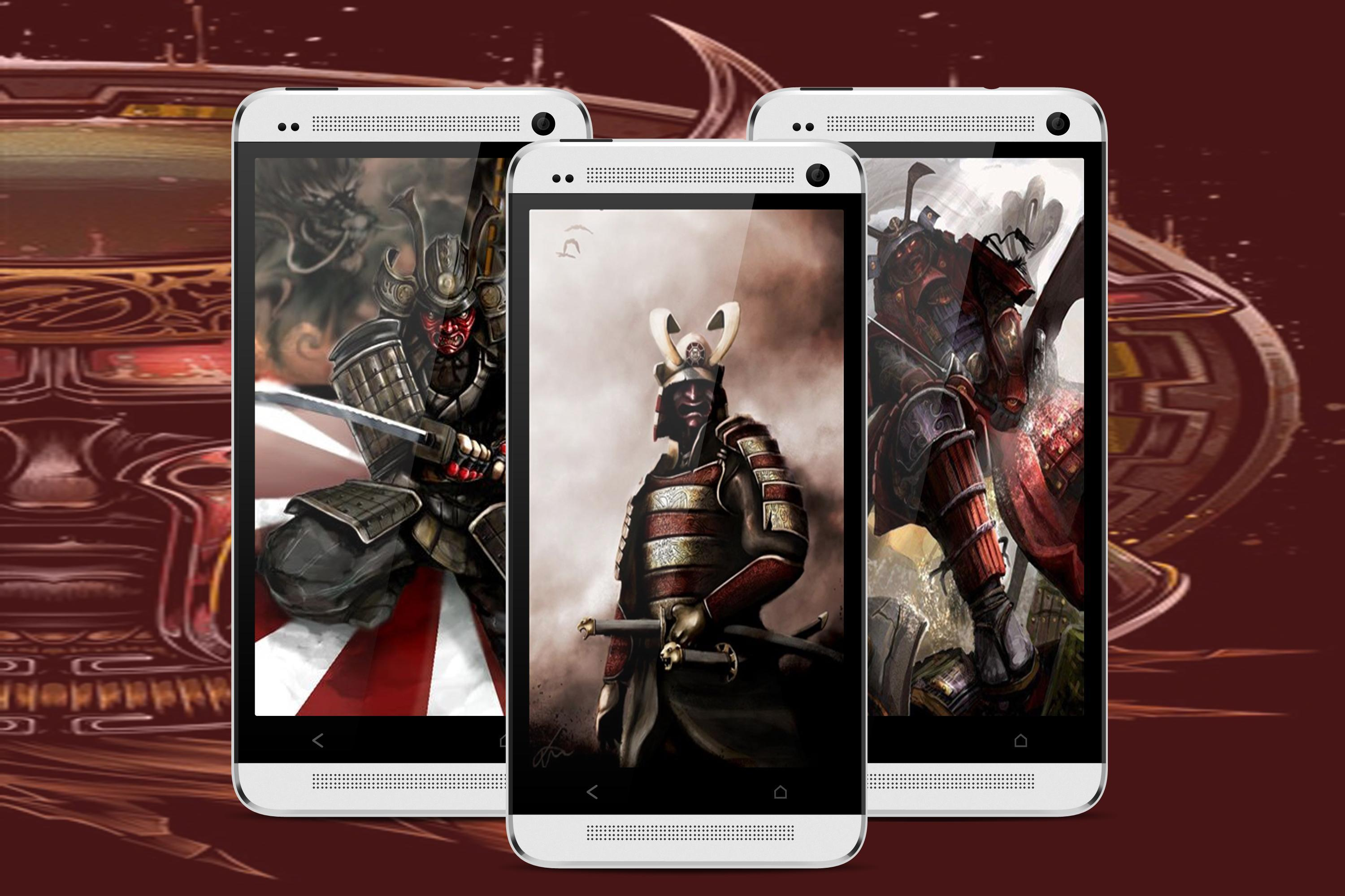 Samurai Warrior Wallpaper For Android Apk Download