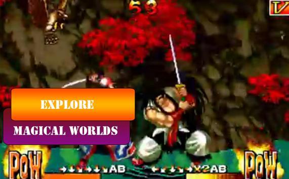 Tips Samurai Shodown III apk screenshot