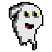 Floating Ghost 2D icon