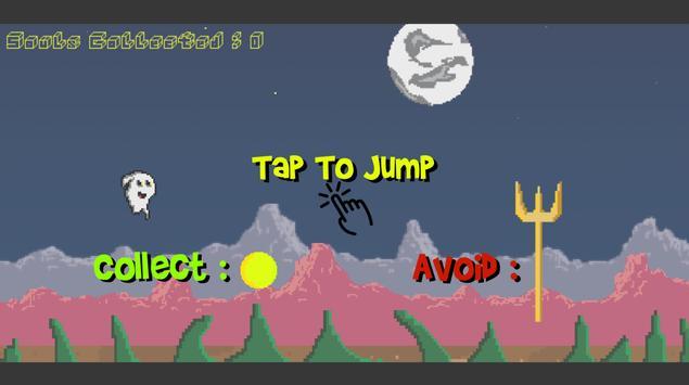 Floating Ghost 2D screenshot 2