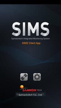 S.I.M.S Client poster