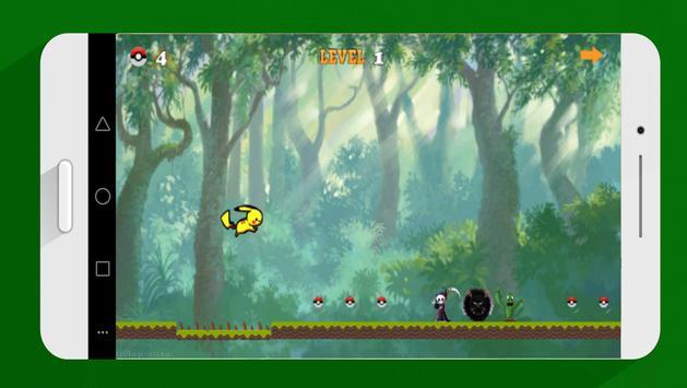 Pikachu Adventure apk screenshot