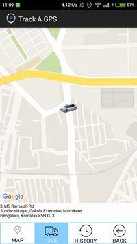 Track A GPS - A GPS Live track apk screenshot