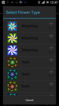 Zen Flowers HD Live Wallpaper screenshot 1