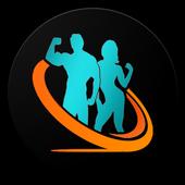 Gym Member's App icon