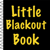 Little Blackout Book icon