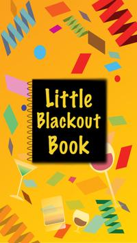 Little Blackout Book poster