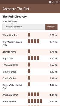 Compare The Pint: Pub Finder apk screenshot