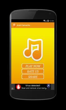 Musica Ariel Camacho poster