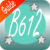 Guide B612 - Selfie from heart icon