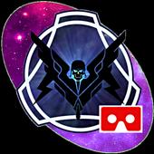 VR Shooting Turret 360 icon
