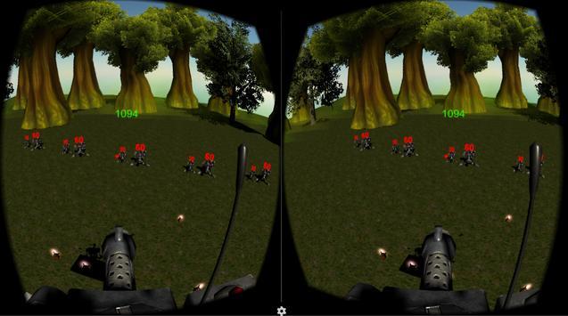VR Shooting Turret 360 apk screenshot