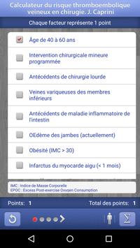 Caprini screenshot 2