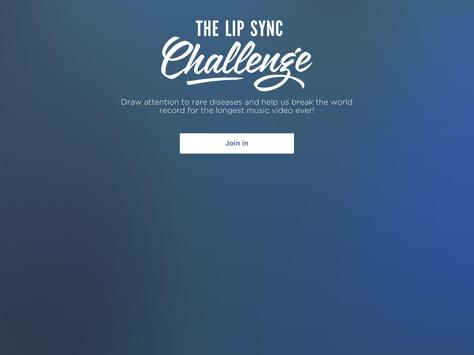 The Lip Sync Challenge poster