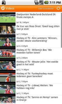 hockey.nl standenmotor screenshot 1