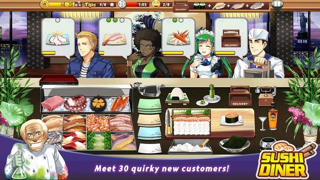 Sushi Diner screenshot 10