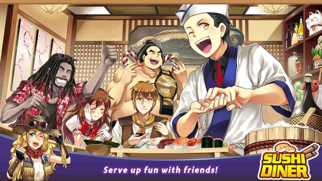 Sushi Diner screenshot 1