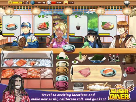 Sushi Diner screenshot 4