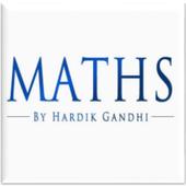 Maths by Hardik Gandhi icon