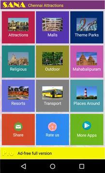 Chennai Attractions screenshot 7