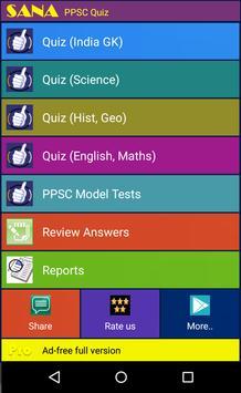 PPSC Exam poster