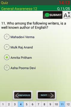 PPSC Exam apk screenshot