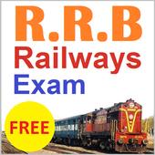 RRB Railways Exam icon