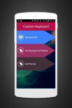 Anime Android Keyboard -Themes apk screenshot